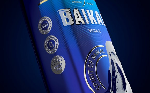 ключевое УТП водки Baikal