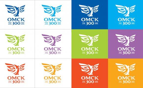 Логотип 300-летия Омска
